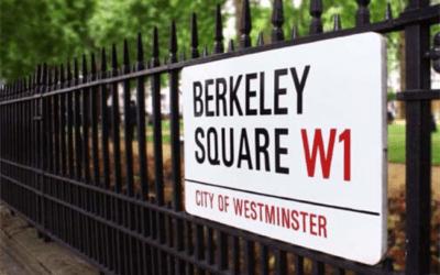 Platinum Facilities wins at the Berkeley Square Estate
