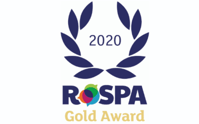 Platinum Facilities receives Sixth Consecutive RoSPA Gold Award