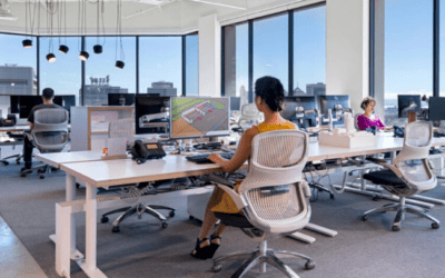 Platinum Facilities supports Office Space Planning