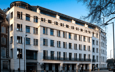 Platinum Facilities wins at 40 Grosvenor Place