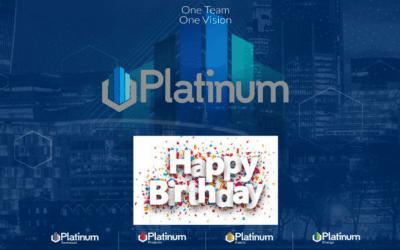 Happy Birthday Platinum Facilities